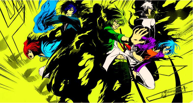 Download Code Breaker Wallpaper by ReikaiYusuki 789x422