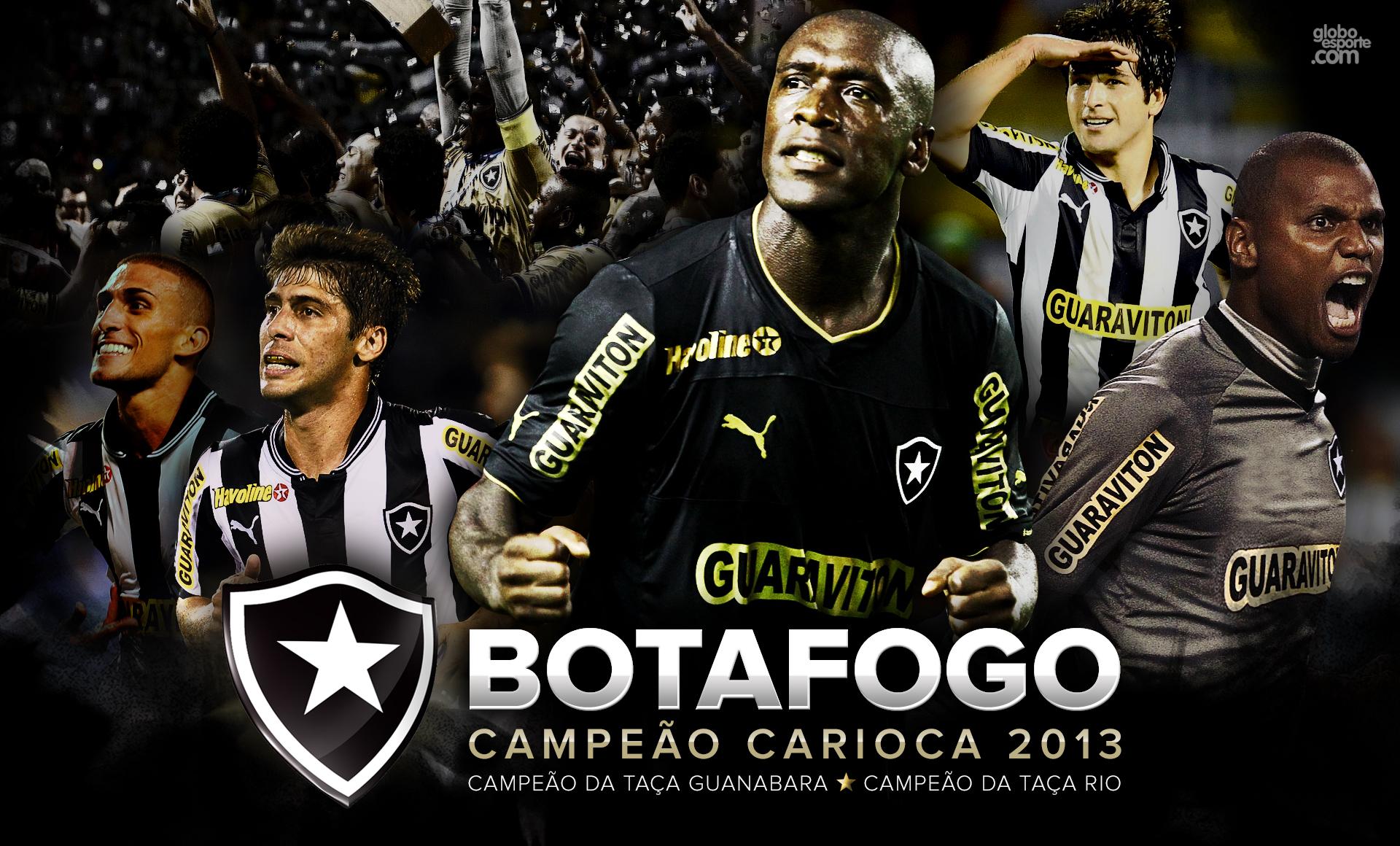 Botafogo Football Wallpaper 1920x1160