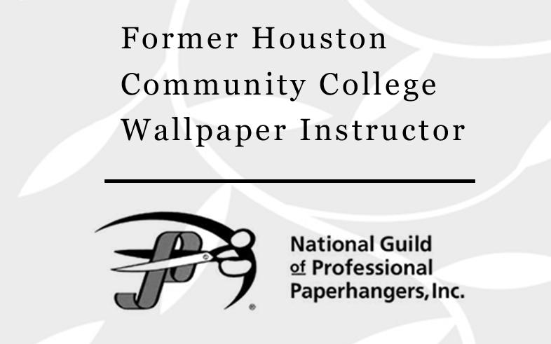 The Wallpaper Lady   Houston TX   Wallpaper Repair 786x491