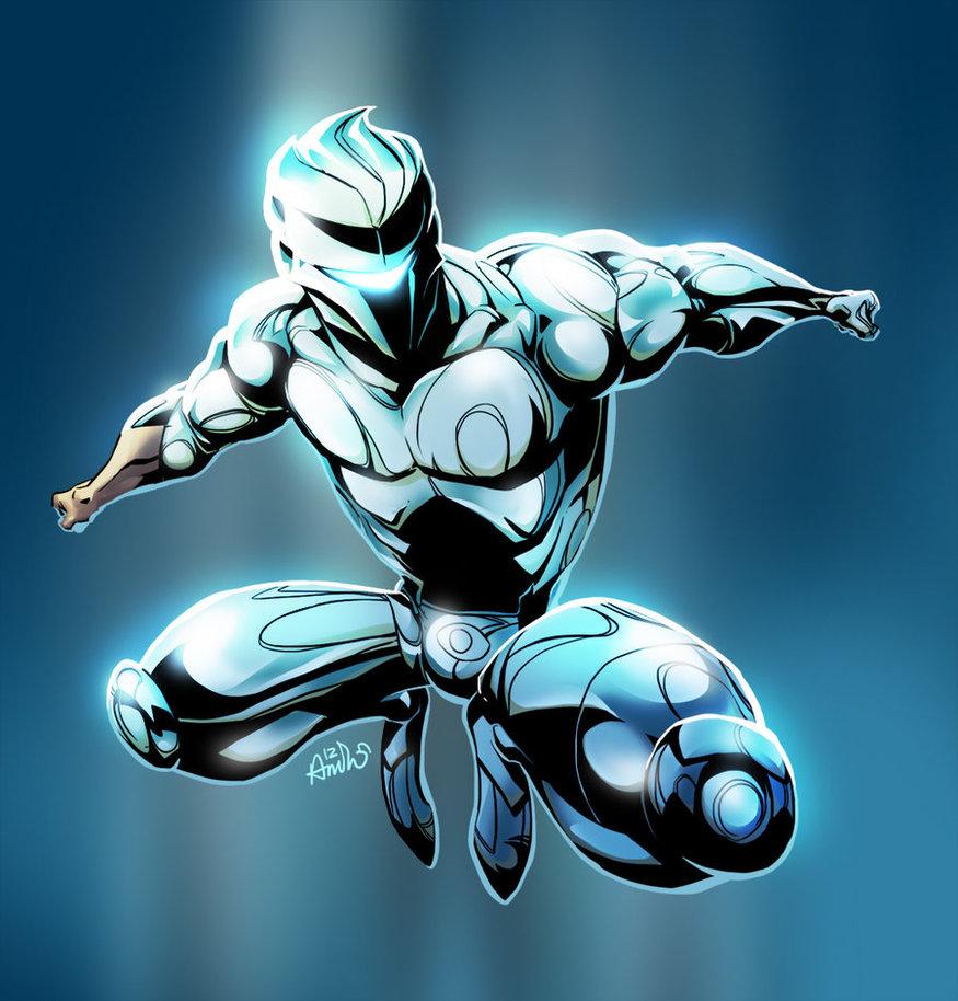 Silverhawks Quicksilver Quicksilver Marvel Wal...