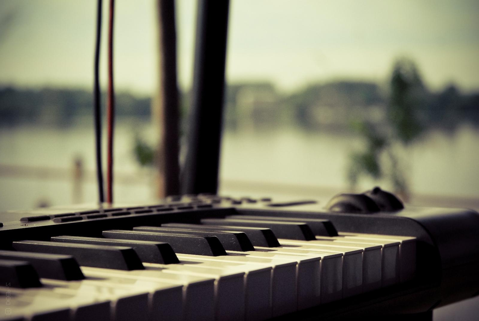 Keyboard Piano Synthesizer Wallpaper   Piano Keyboard Wallpaper Hd 1600x1074