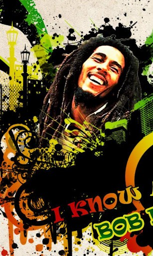 Bob marley live wallpaper wallpapersafari - Rasta bob live wallpaper free download ...