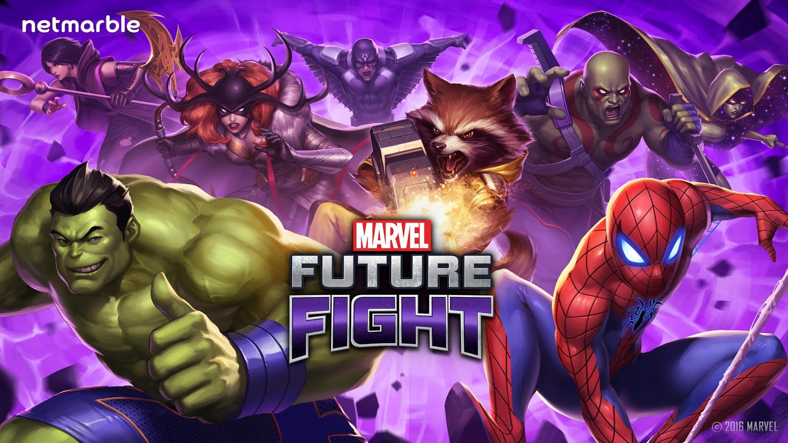 Free Download Marvel Future Fight Hd Wallpapers And Background