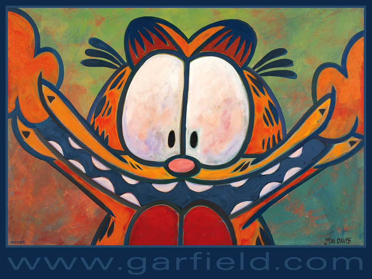 Garfield Garfield wallpapers 1280x960