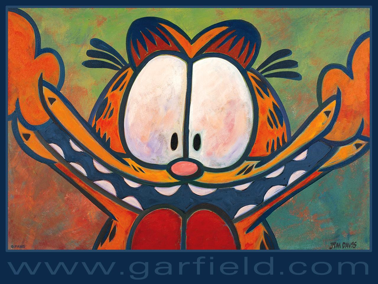 49 Garfield Wallpaper Screensavers On Wallpapersafari