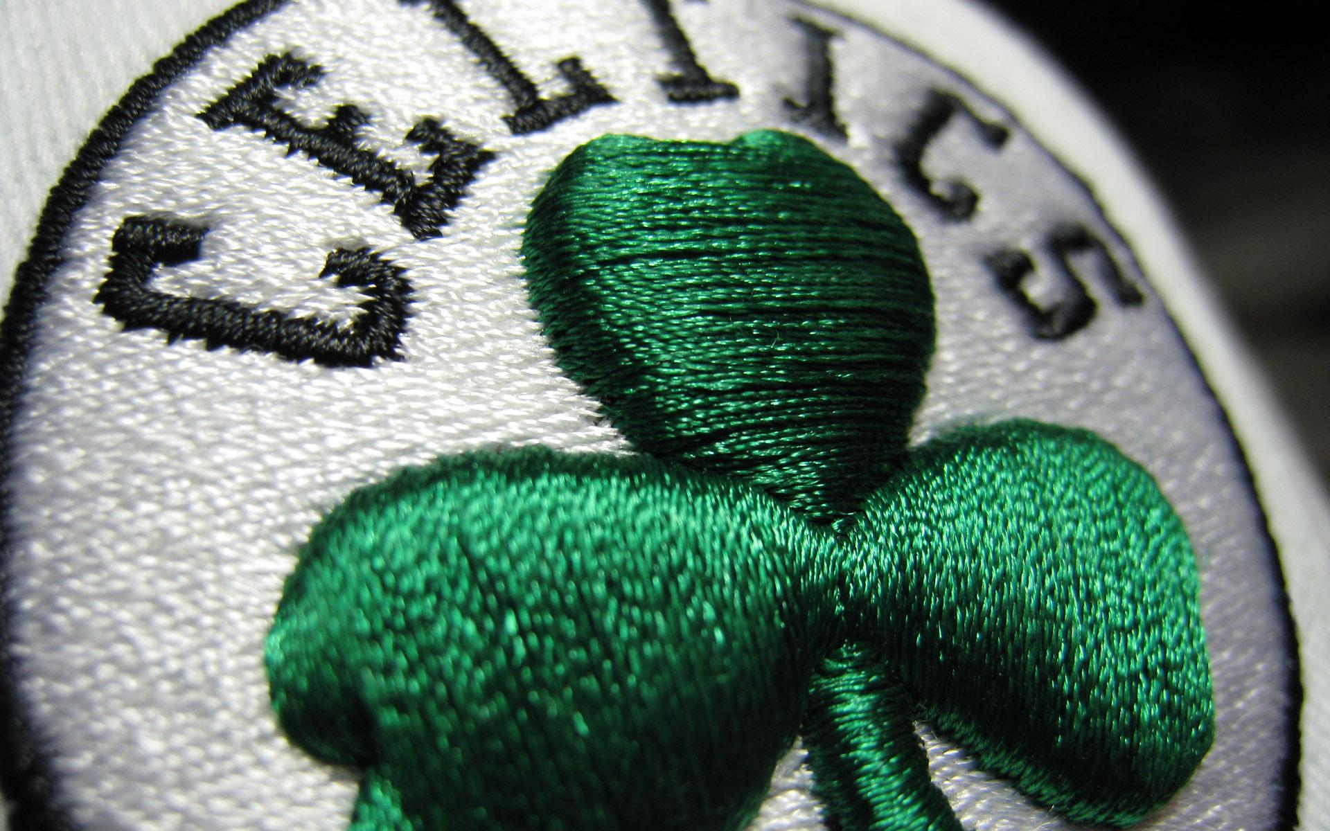Boston Celtics Logo Embroidery Photo Gallery HD Wallpapers Desktop 1920x1200