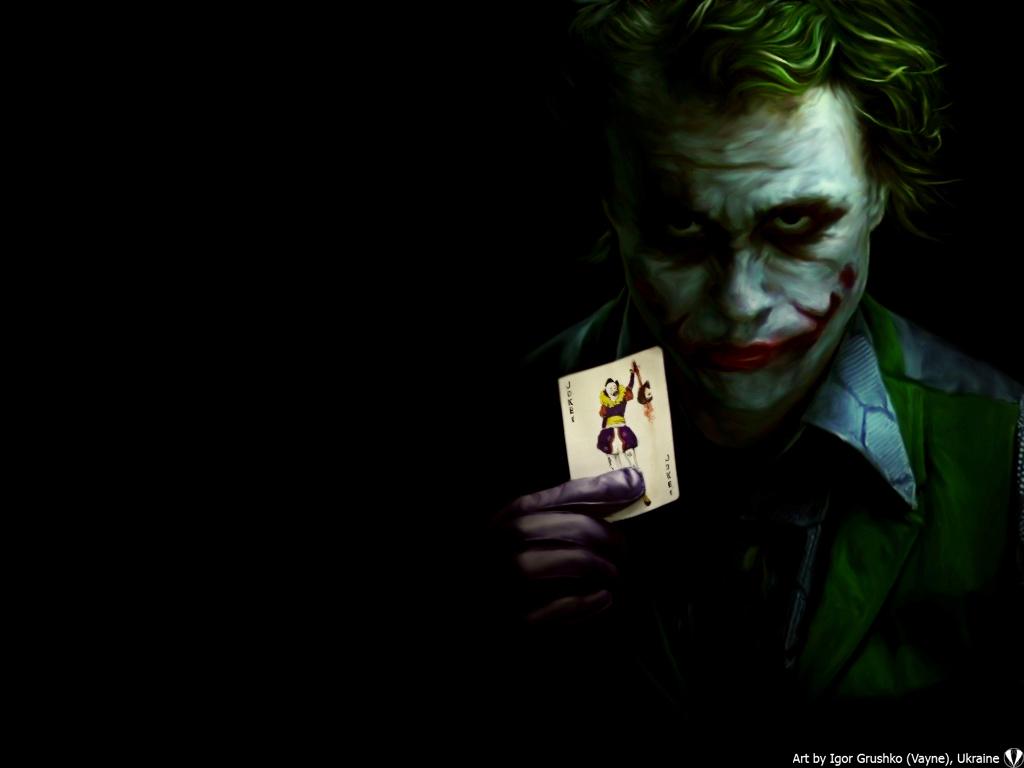 Joker Wallpaper HD by Vayne17 1024x768