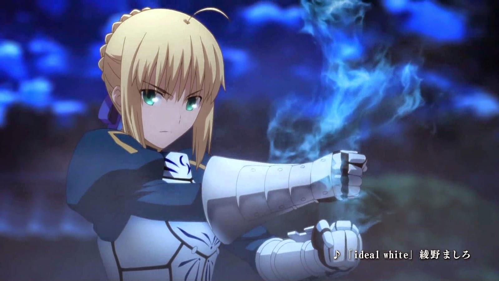 Orends Range Fatestay night Unlimited Blade Works TV Anime Promo 1600x900