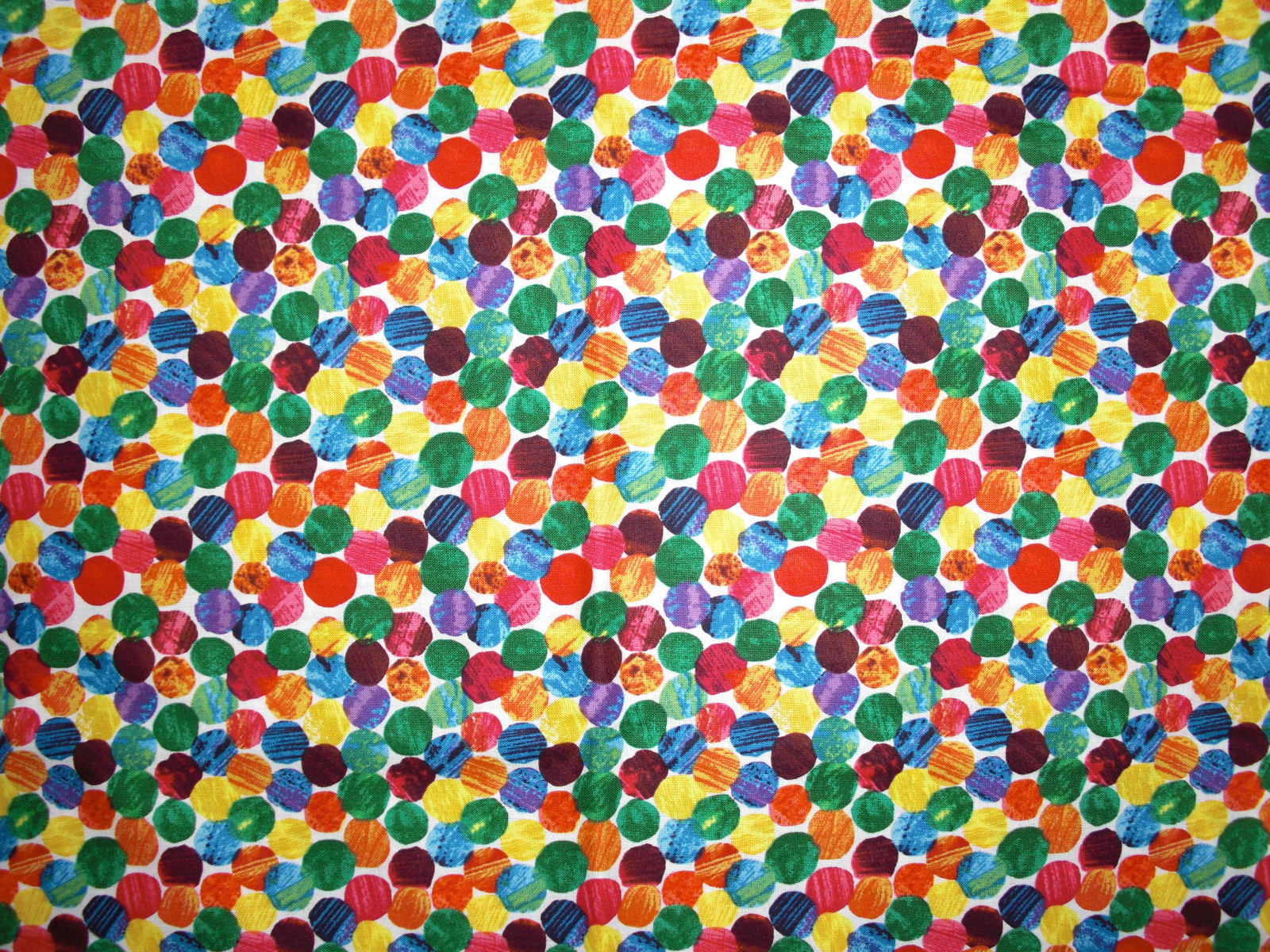 The Very Hungry Caterpillar Abstract Dots Tiny Noses 1600x1200