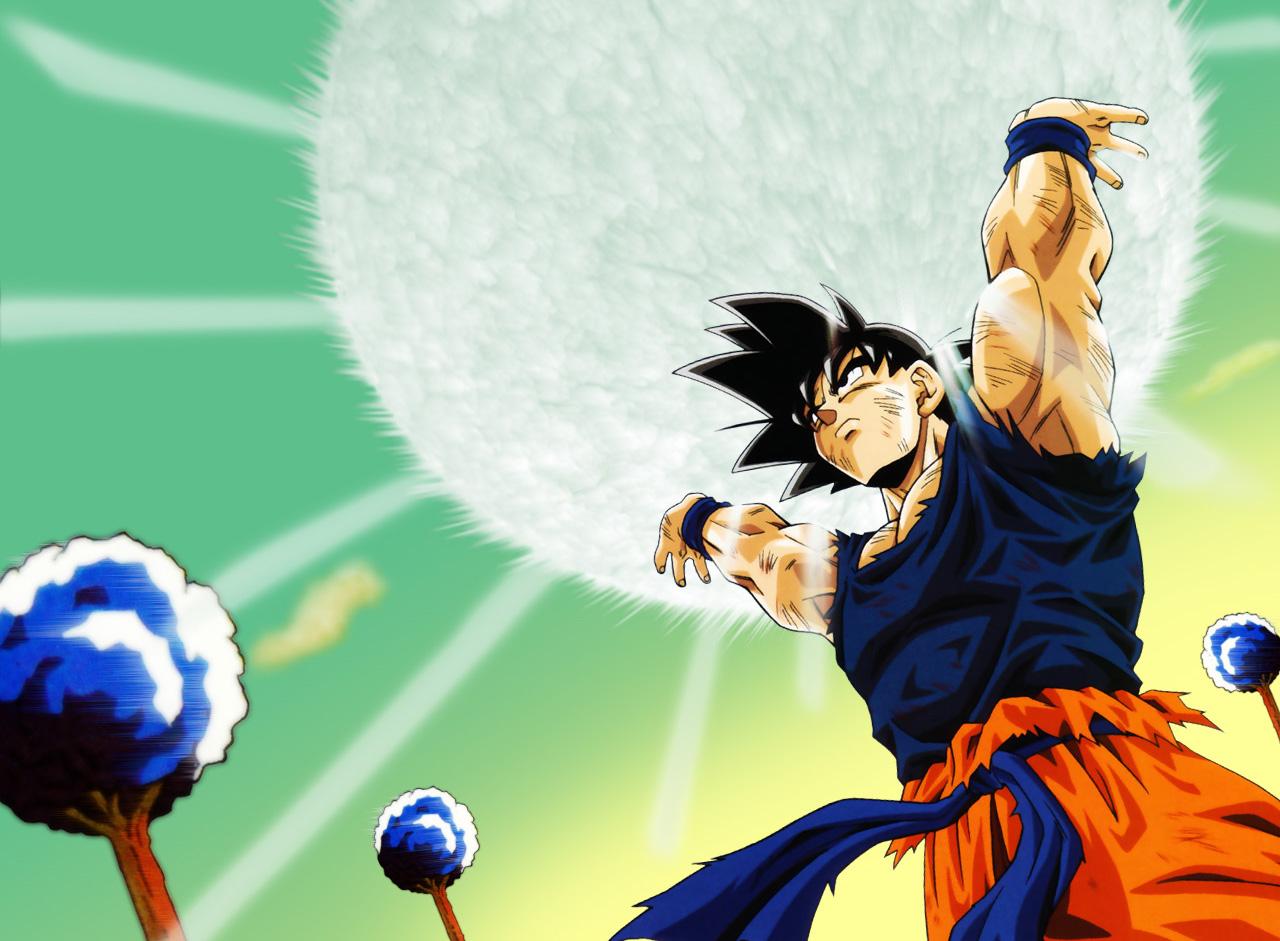 Son Goku Desktop Wallpapers 1280x941