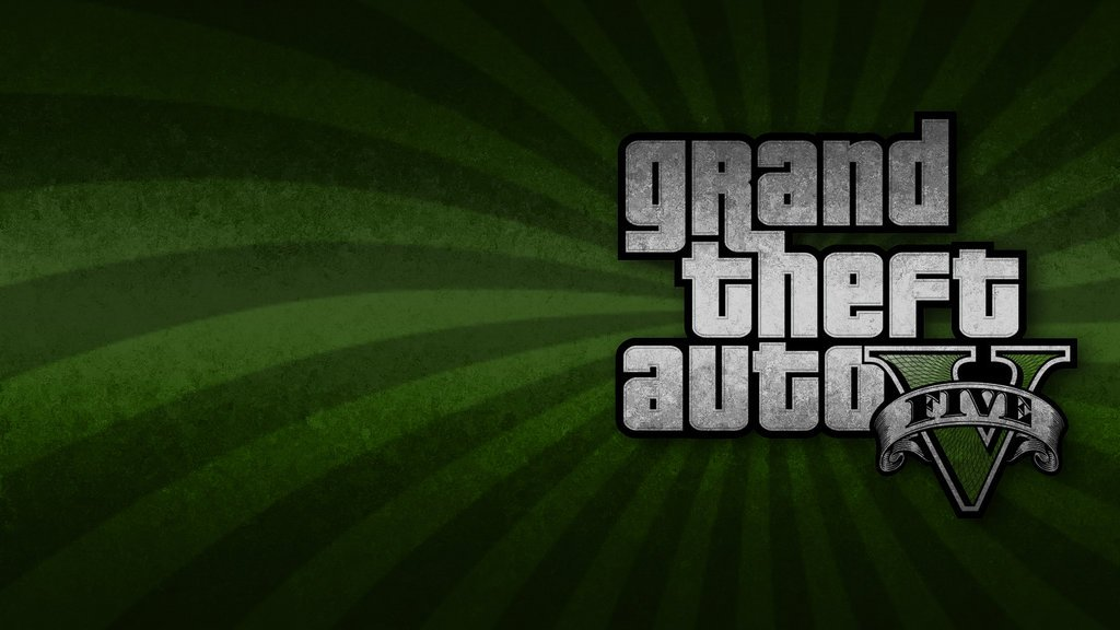 Grand Theft Auto V Wallpaper by Dynamicz34 1024x576