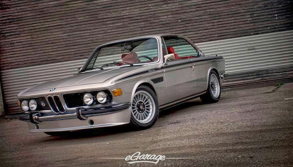 Free Download Bmw E9 Alpina 35 Csi Silver Bmw Classic