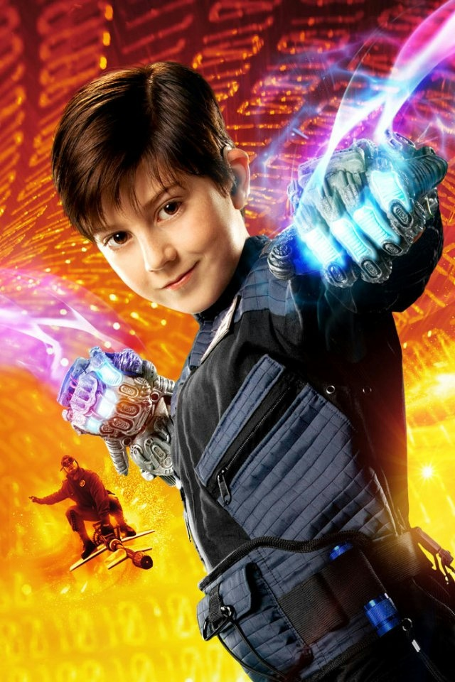 Spy Kids iPhone 4 Wallpaper and iPhone 4S Wallpaper 640x960
