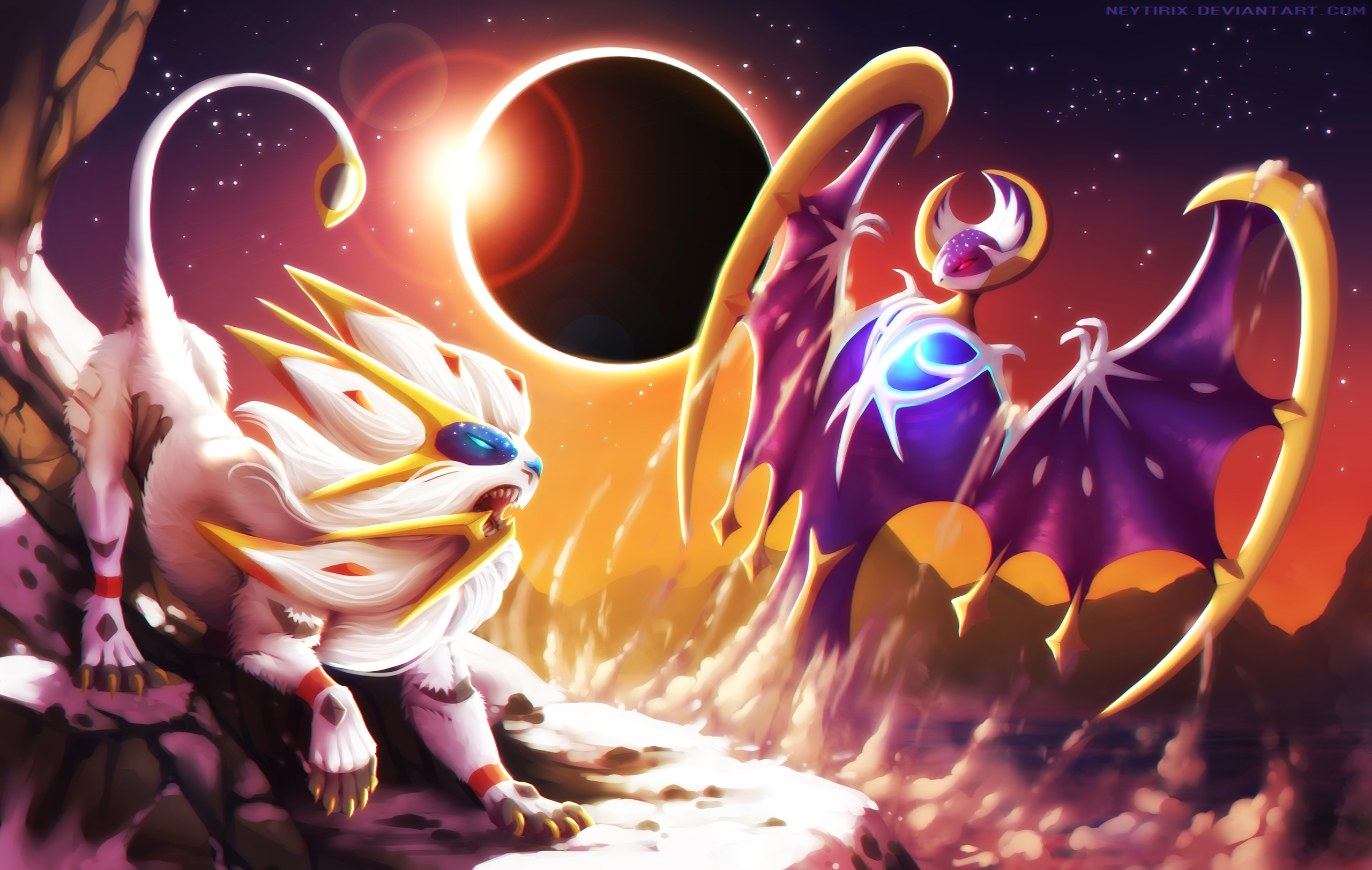 16 Solgaleo Pokmon HD Wallpapers Background Images 2560x1624