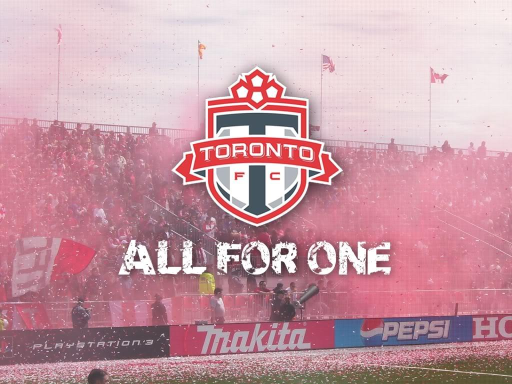Toronto FC Football Wallpaper 1024x768