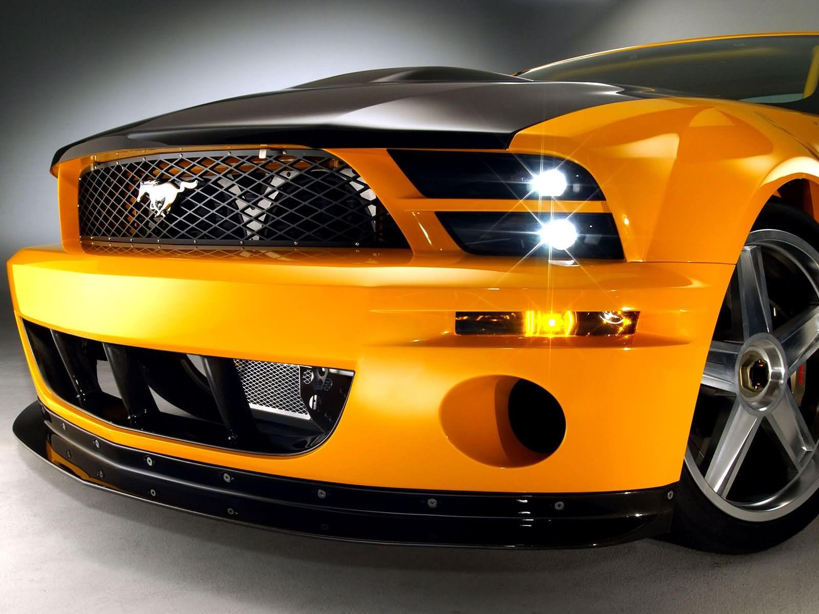 Ford Mustang GT Wallpaper 1600x1200