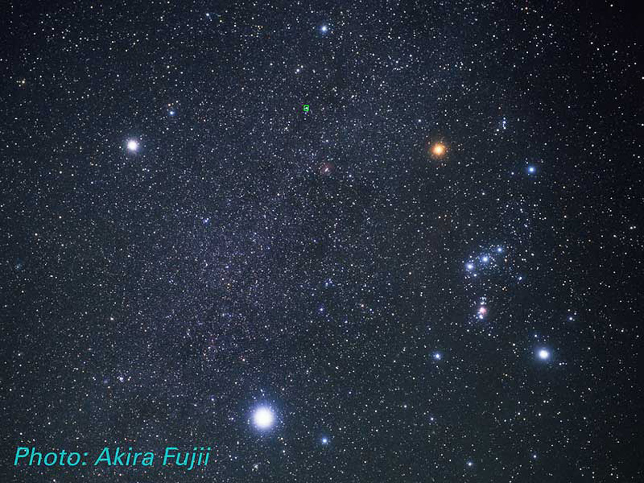 Orion Constellation Wallpaper 1280x960