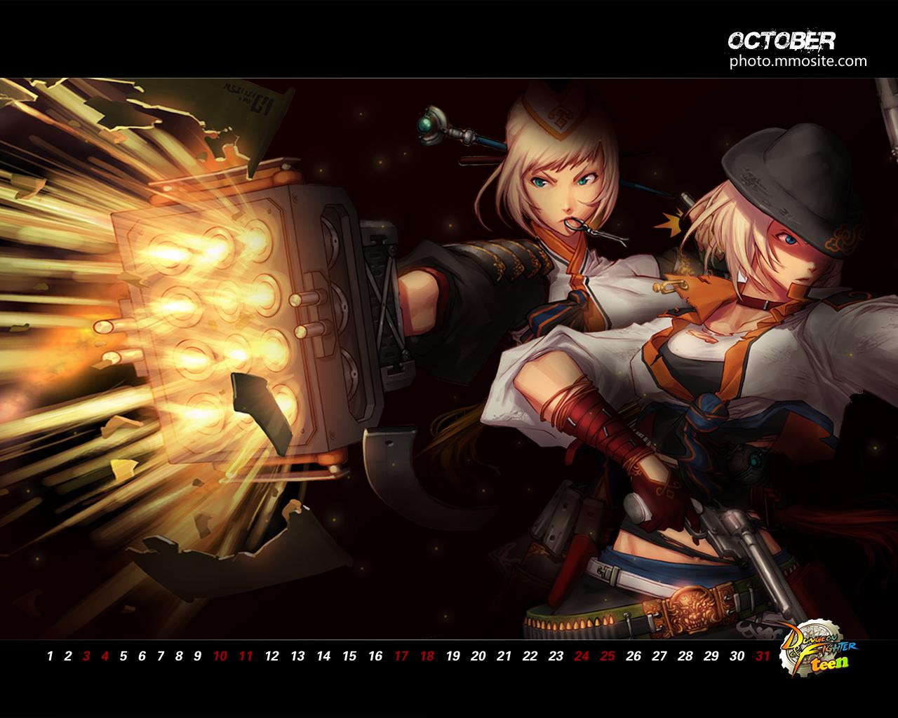 Dungeon Fighter Online wallpaper 58 1920x1200   Dungeon Fighter Online 1280x1024