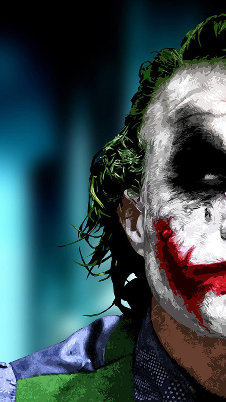23 Awesome Hd Cool Joker Scary Wallpapers On Wallpapersafari