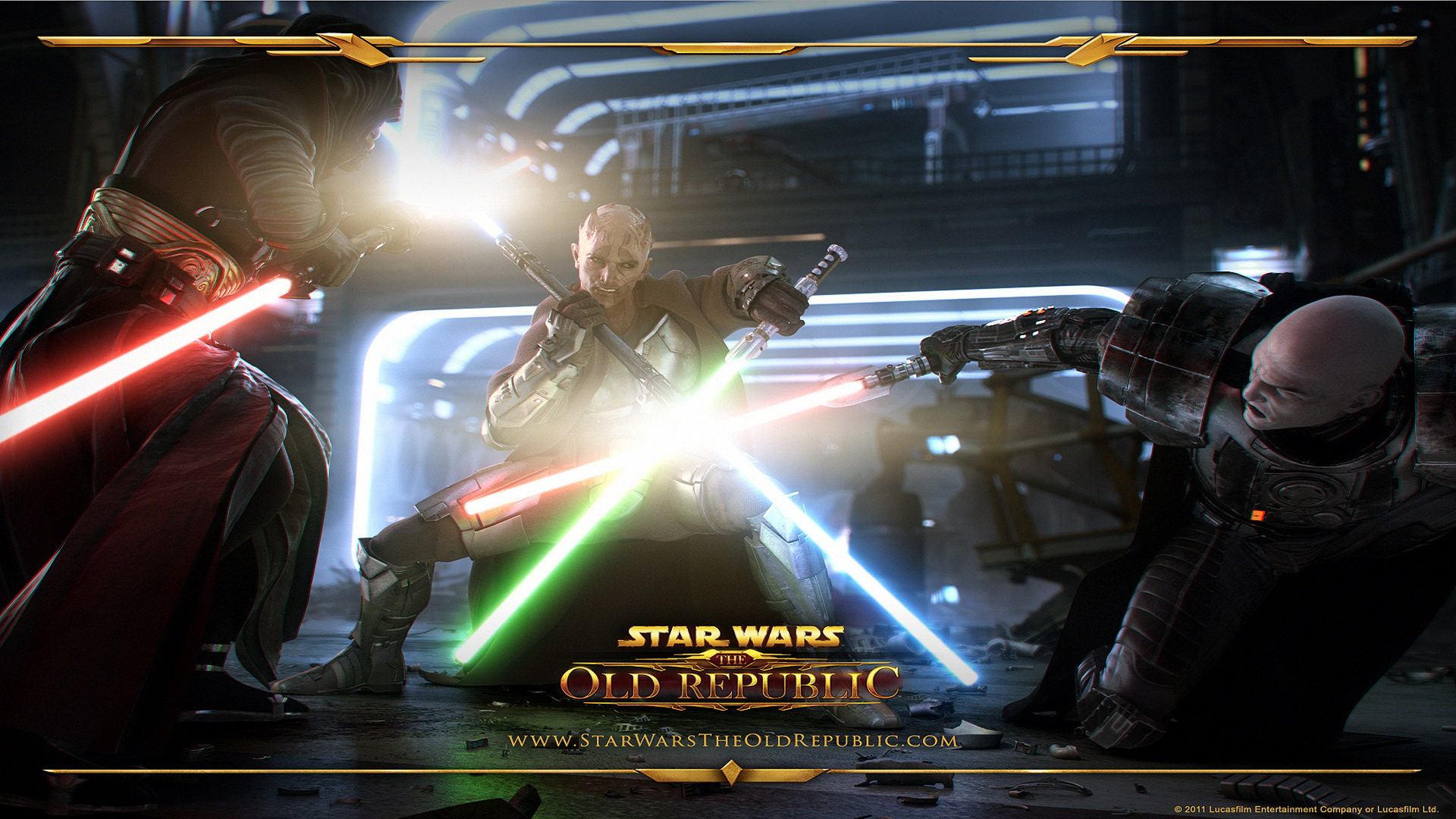 star wars the old republic return Wallpaper Game HD Wallpapers Video 1920x1080