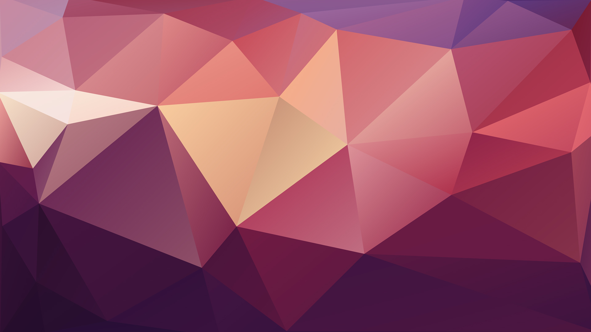Abstract Geometric Low Poly   Wallpaper by McFrolic 1920x1080