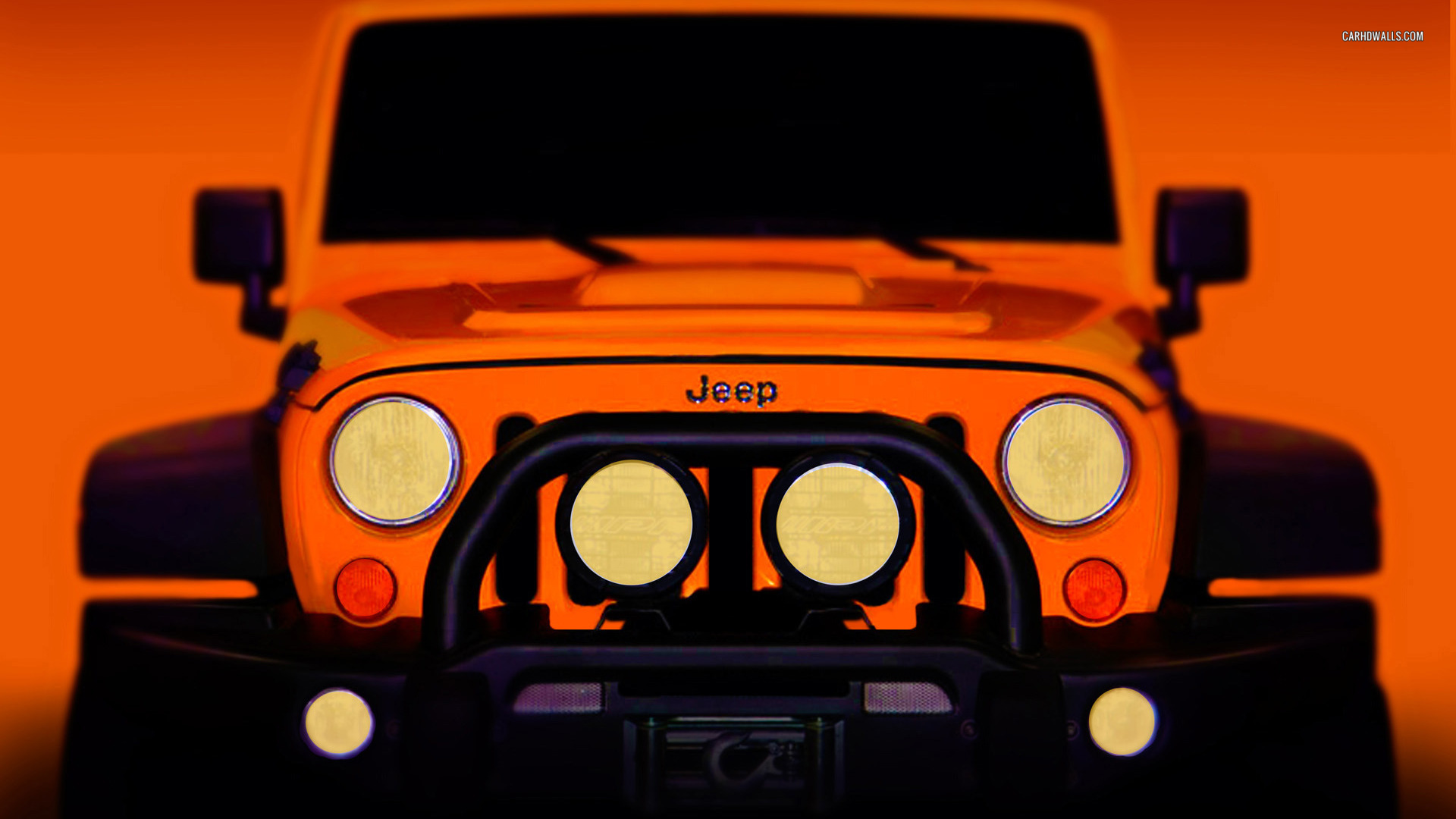 4 Door Jeep Rubicon Limited Edition 2015 4 Engine 1920x1080