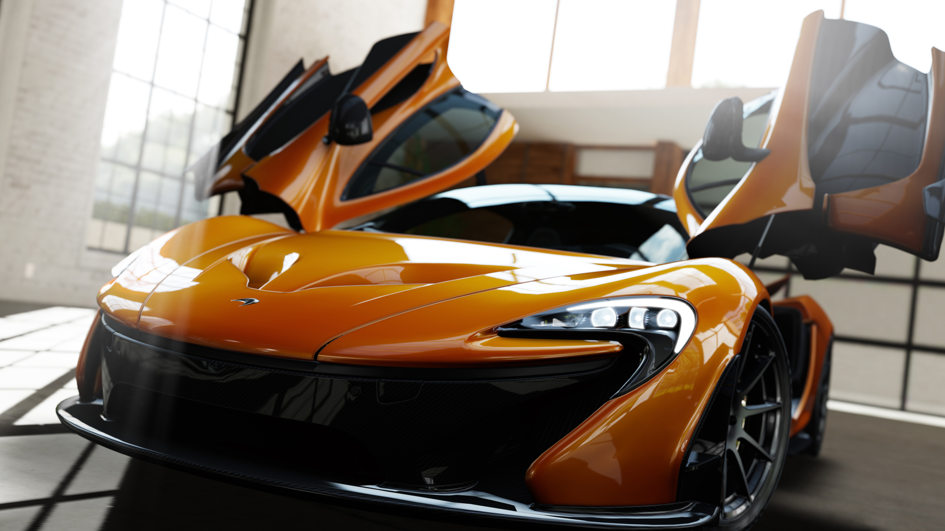 McLaren P1 in Forza Motorsport 5 Exclusive HD Wallpapers 5100 1920x1080