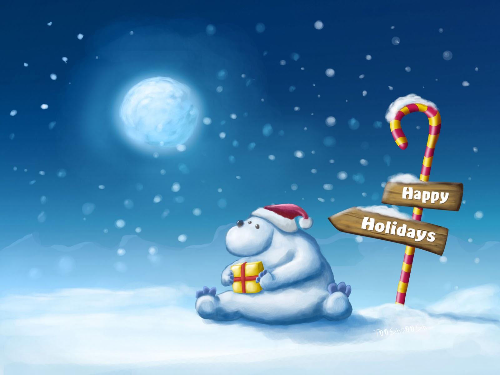 free christmas desktop backgroundsjpg 1600x1200