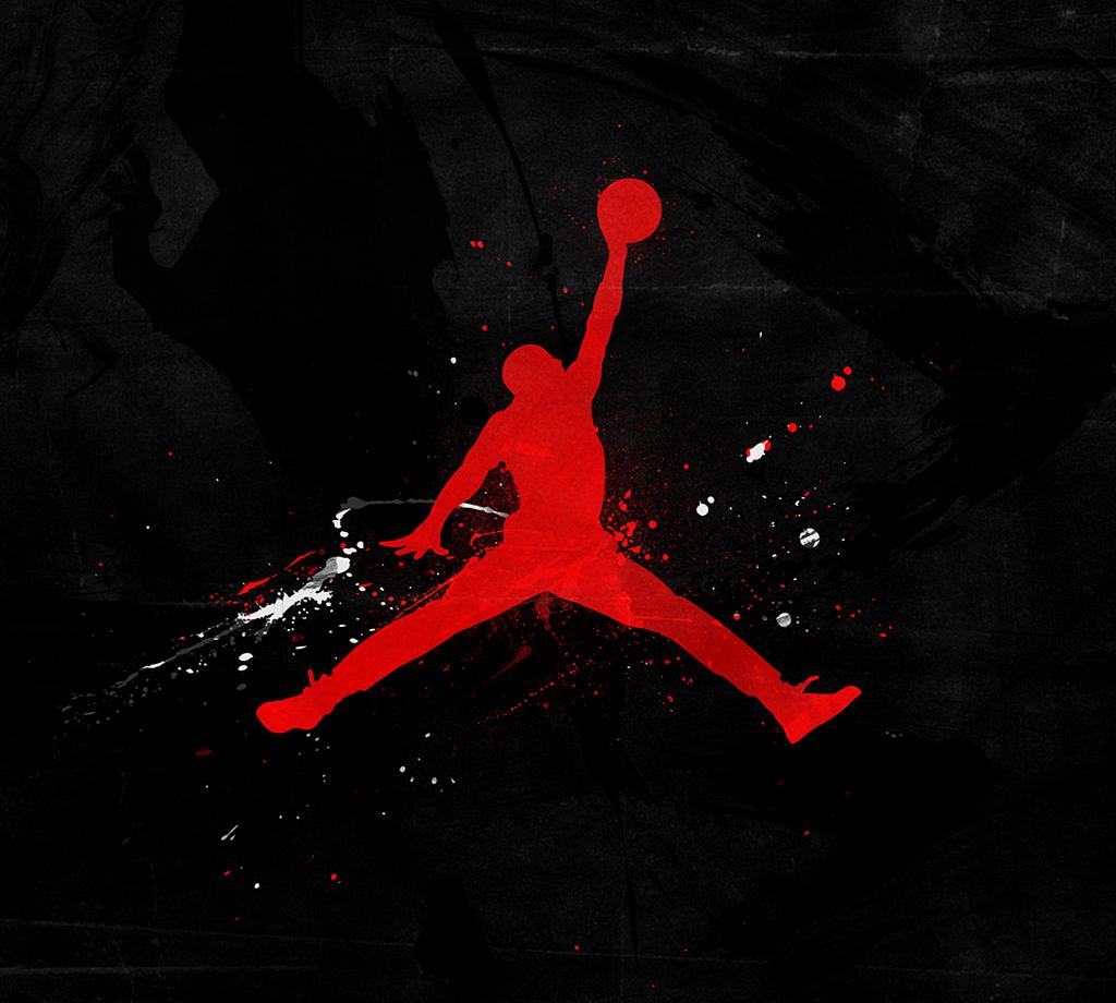 Jumpman Logo Wallpaper 1024x920