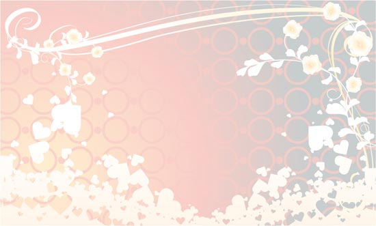 Eps wedding backgrounds download 550x331