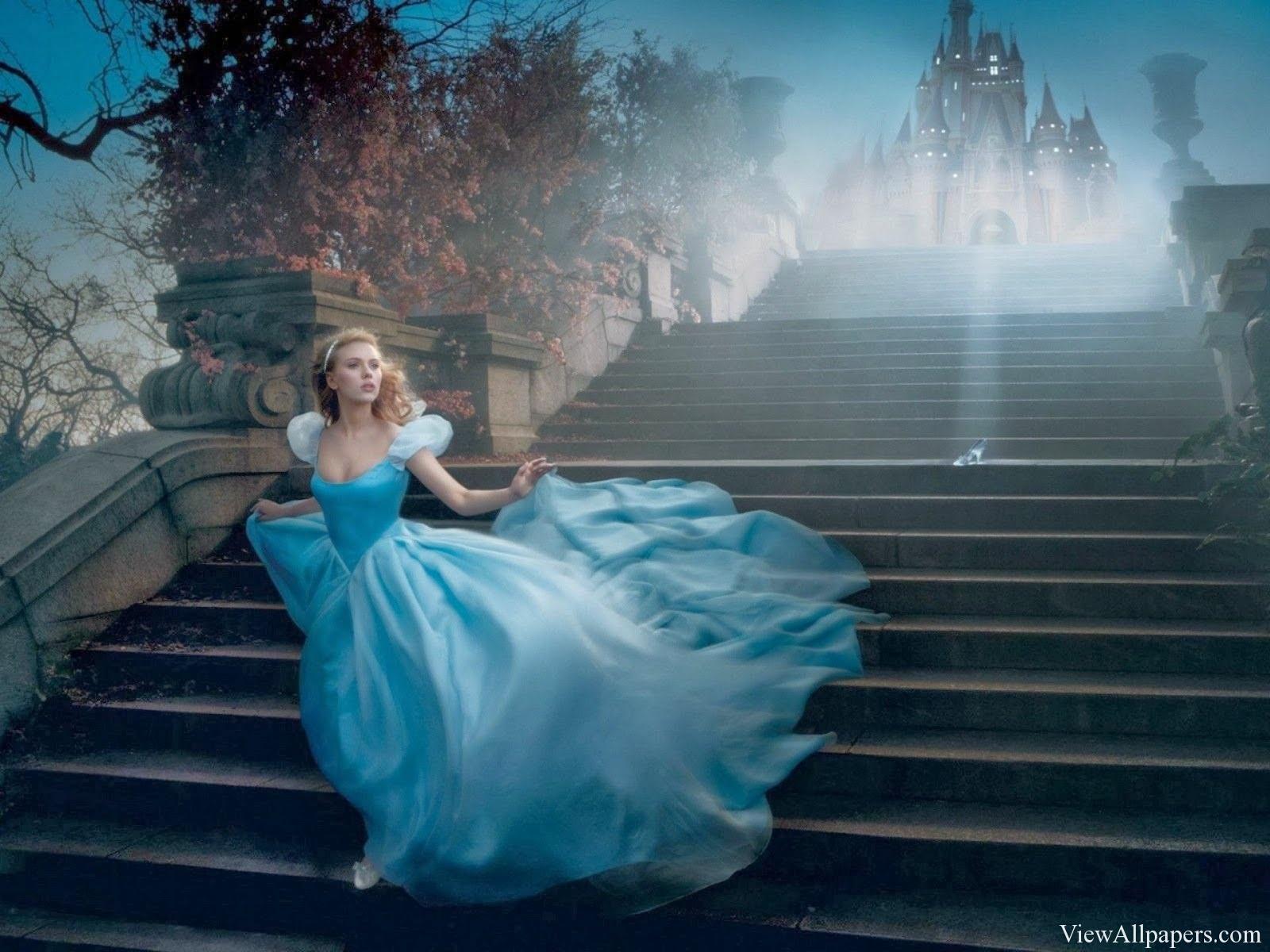 download Cinderella 2015 Wallpaper For PC computers desktop 1600x1200