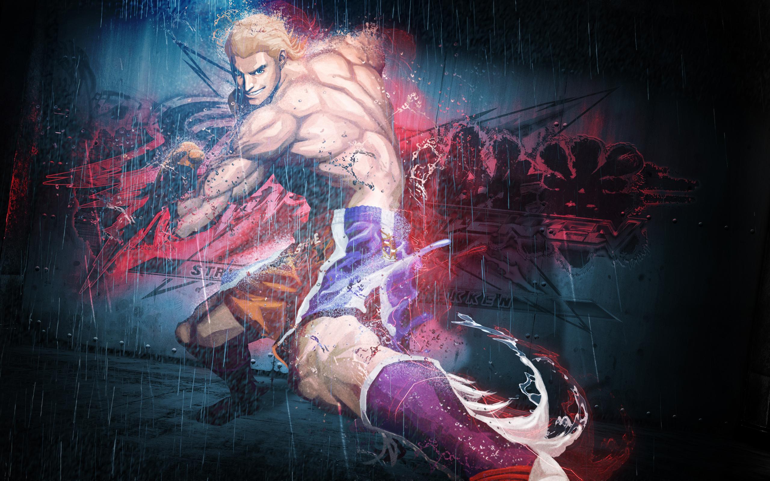 Steve Fox in Tekken Wallpapers HD Wallpapers 2560x1600