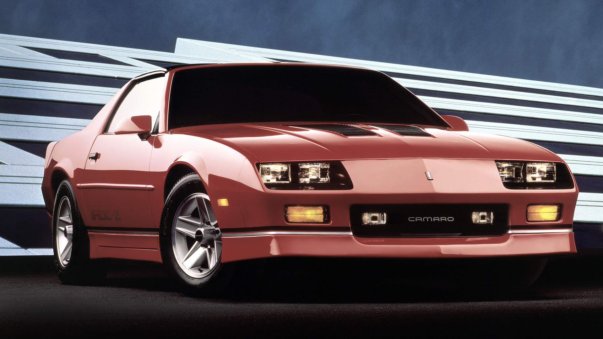 1987 Chevrolet Camaro IROC Z Wallpapers HD Images   WSupercars 1920x1080
