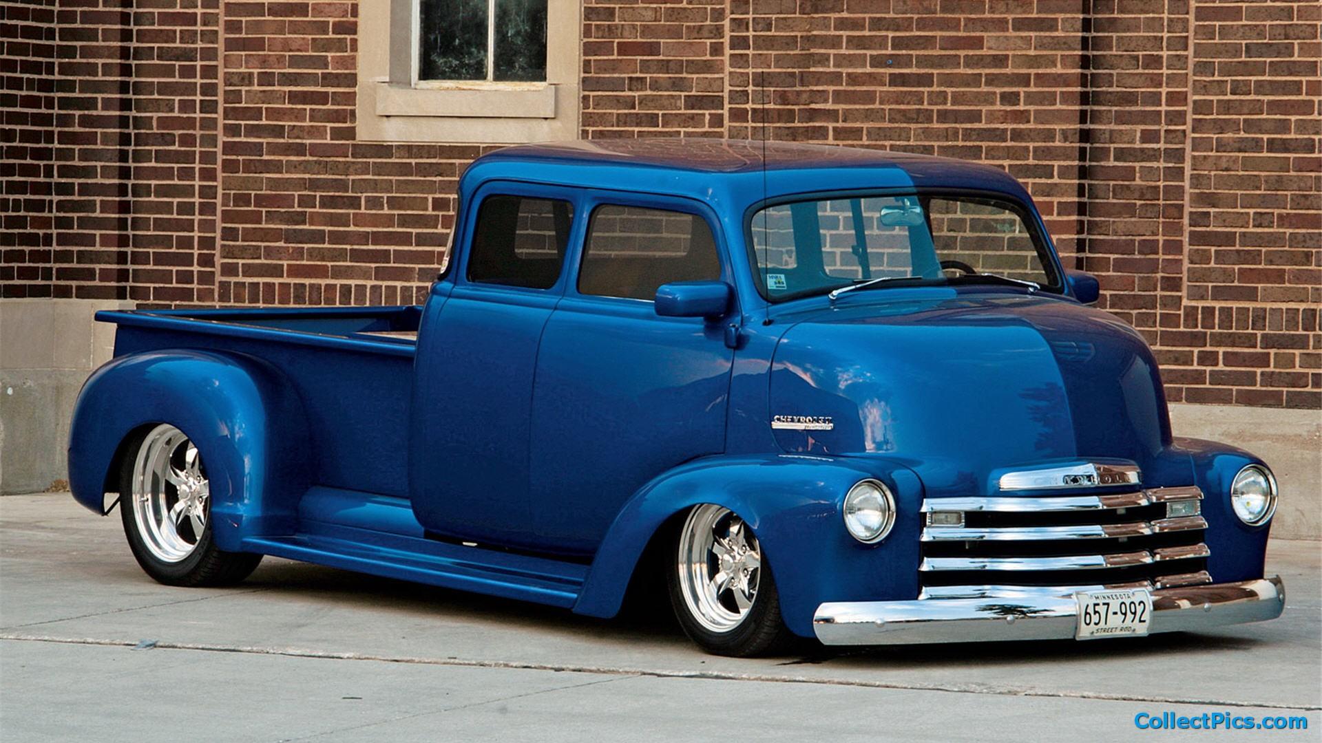 Custom Truck Wallpaper HD 1920x1080 4745 1920x1080