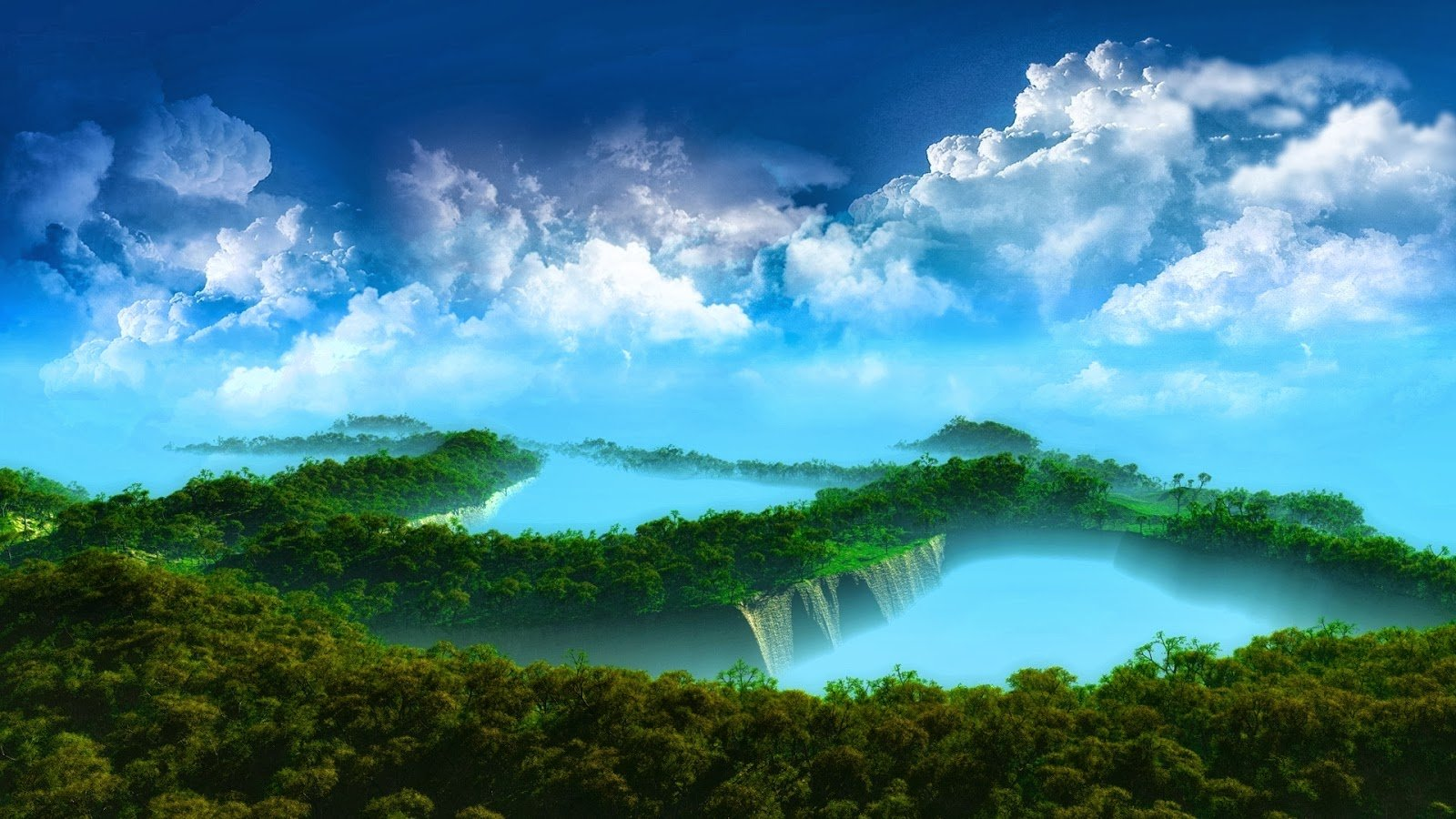 Latest Full HD Size Nature Wallpapers Downloads Full HD High Res 1600x900