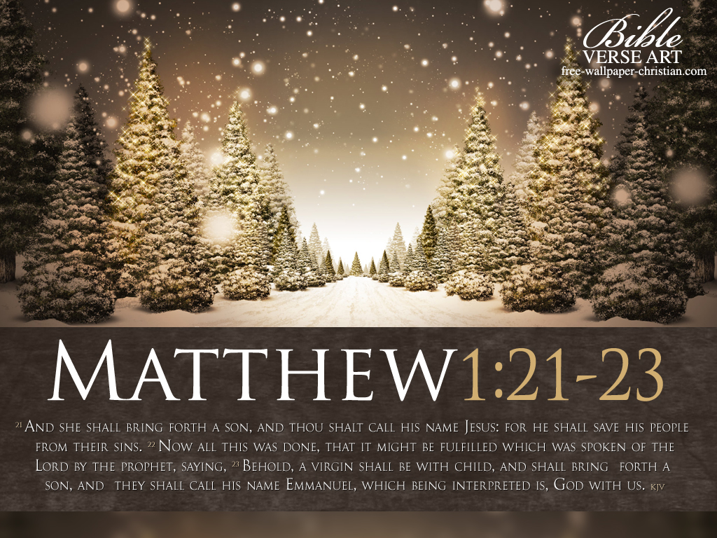 ksM7Js3cBNks1600Christian Wallpaper Matthew 1 21 23 kjvjpg 1024x768