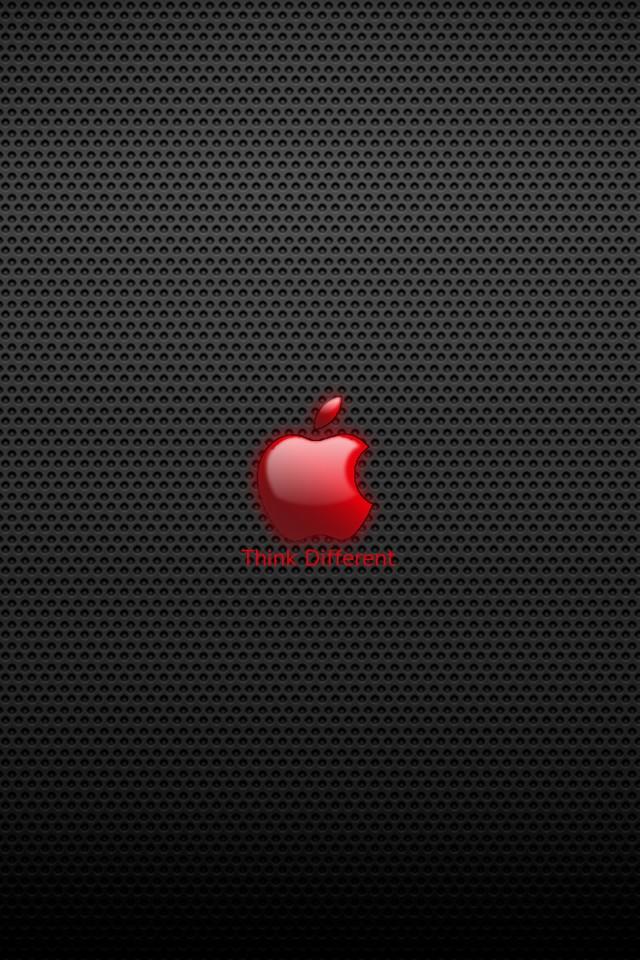 iPhone 4 Apple Logo Wallpaper 06 iPhone 4 Wallpapers iPhone 4 640x960