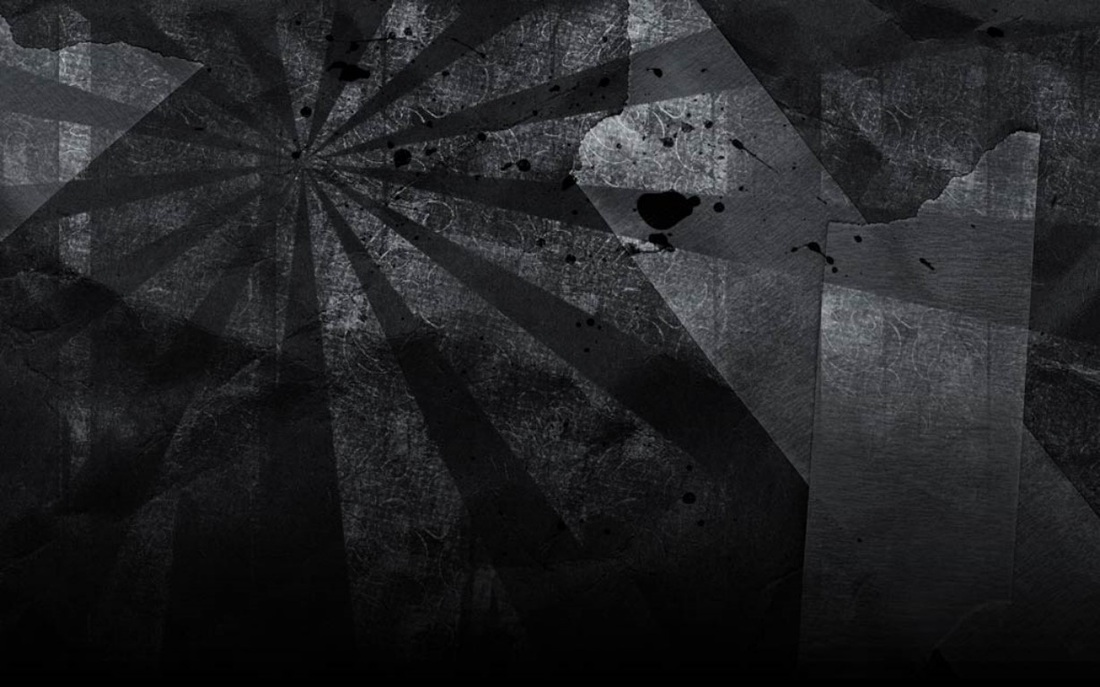 grey and black wallpaper for windows   Blue wallpaper background 1100x687