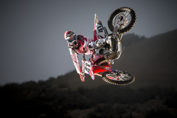 the factory Honda team in 2015 He will be joined by Cole Seely 600x400