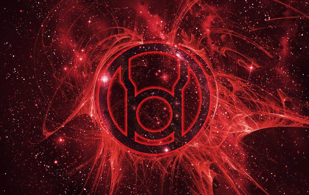 Red lantern logo wallpaper - photo#50