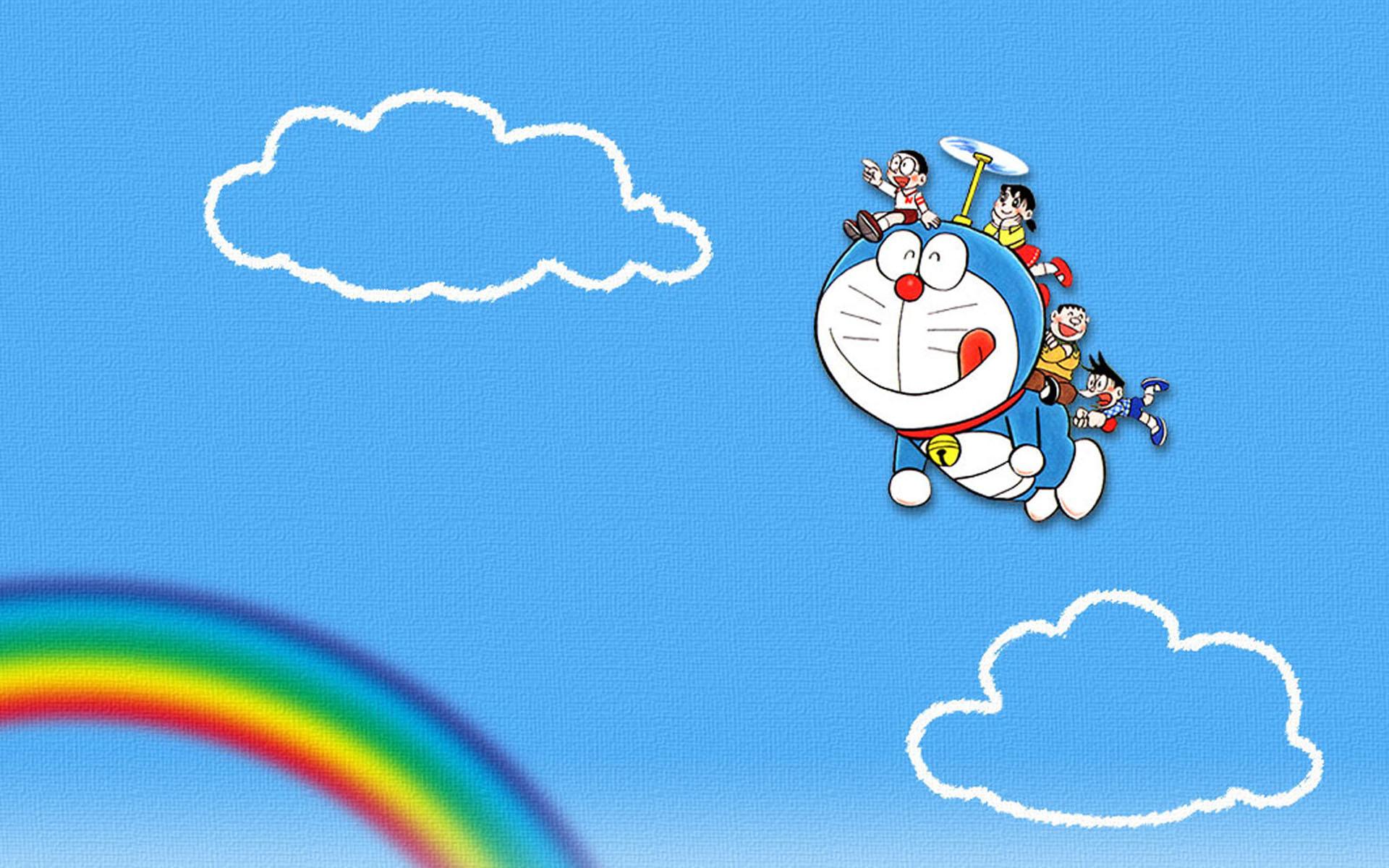 73 Wallpapers Doraemon On Wallpapersafari