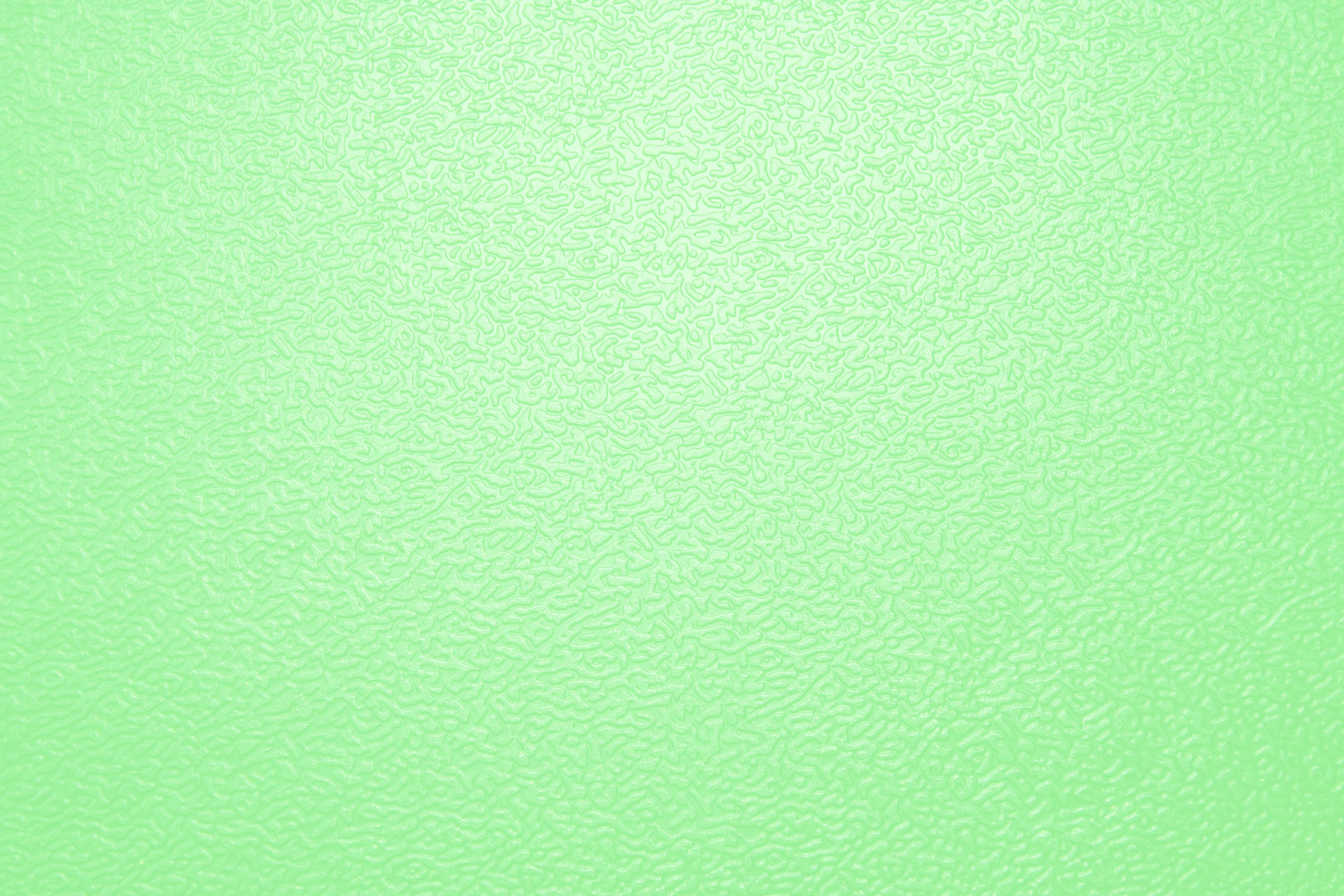 Textured Light Green Plastic Close Up Picture 3888x2592