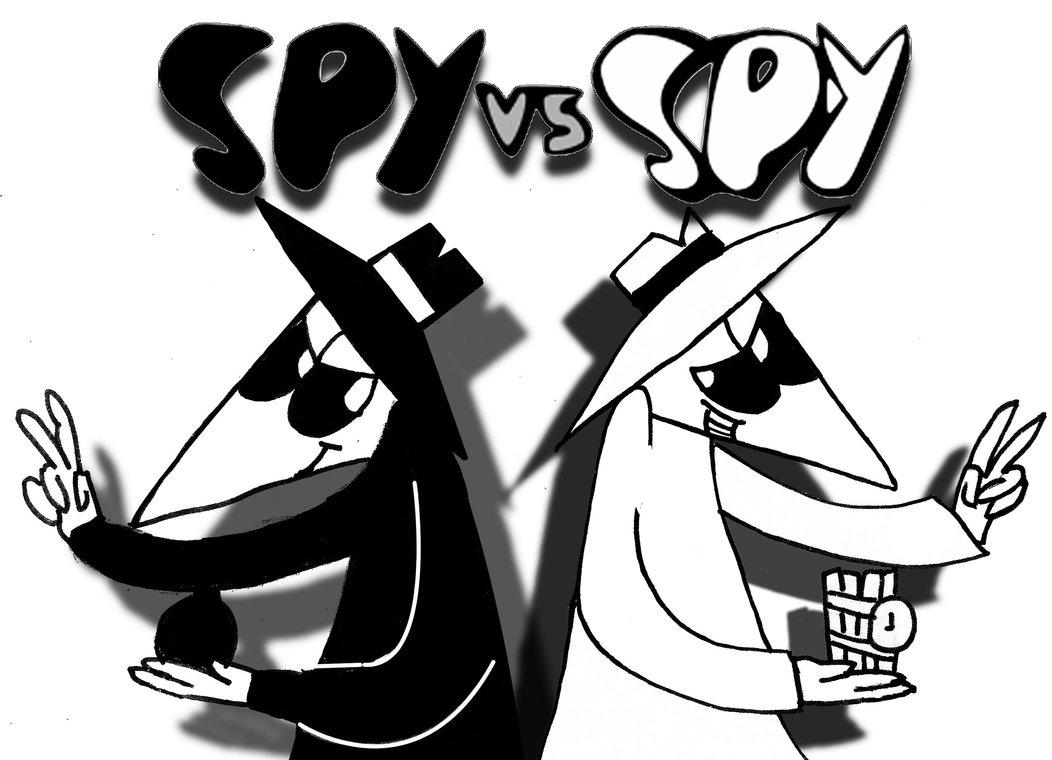 Spy Vs Spy Wallpaper 1080p Spy vs spy by macafernandez222 1052x760