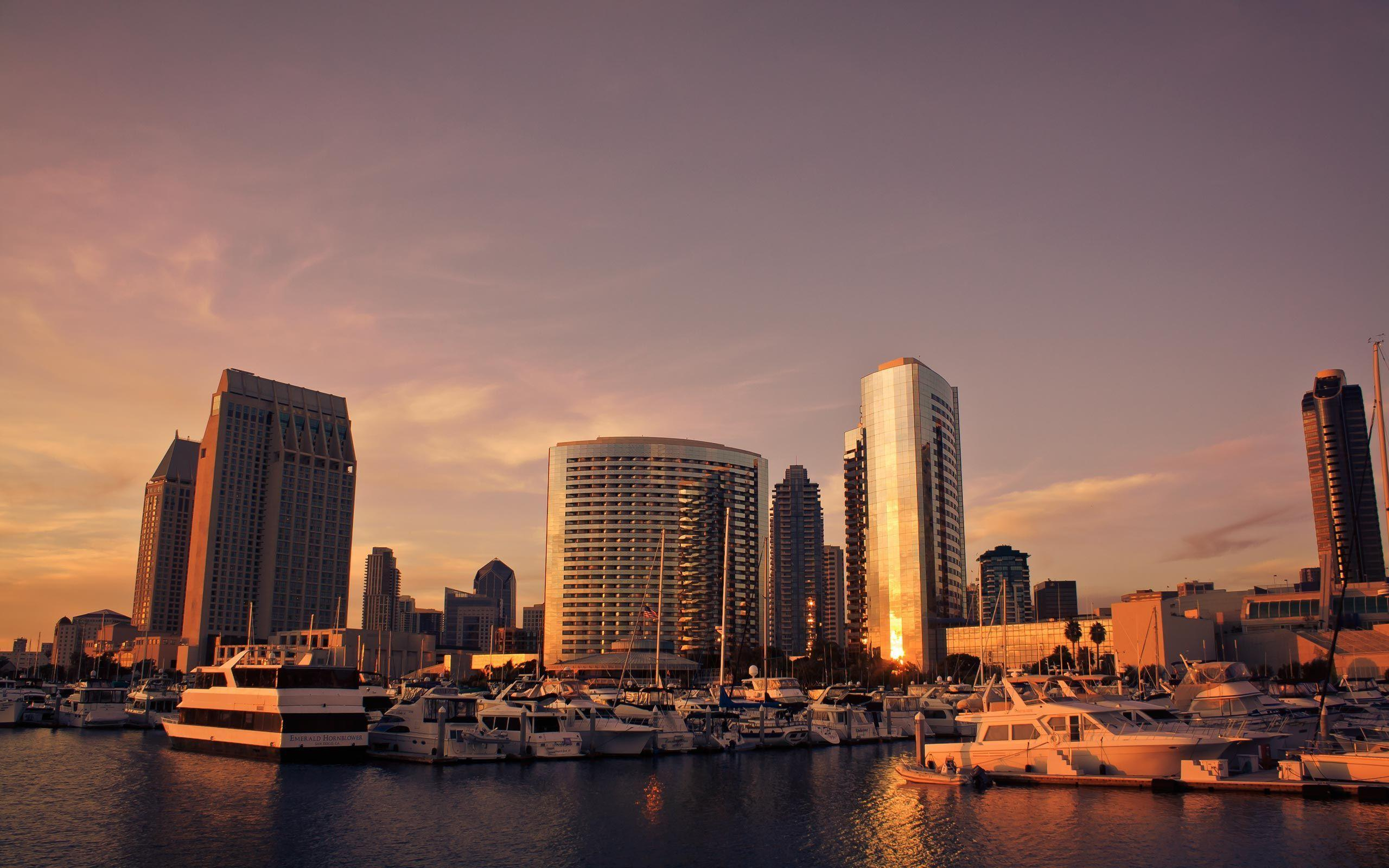 Wallpapers San Diego 2560x1600