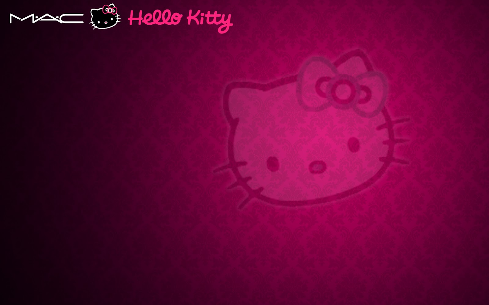 hello kitty wallpaper hello kitty wallpaper pink cute hello kitty 1600x1000