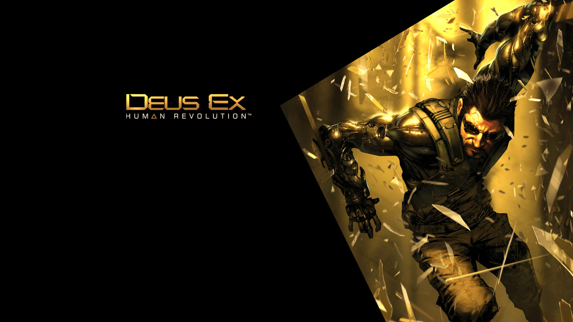 Pics Photos   Deus Ex Human Revolution 4 Wallpapers 1920x1080