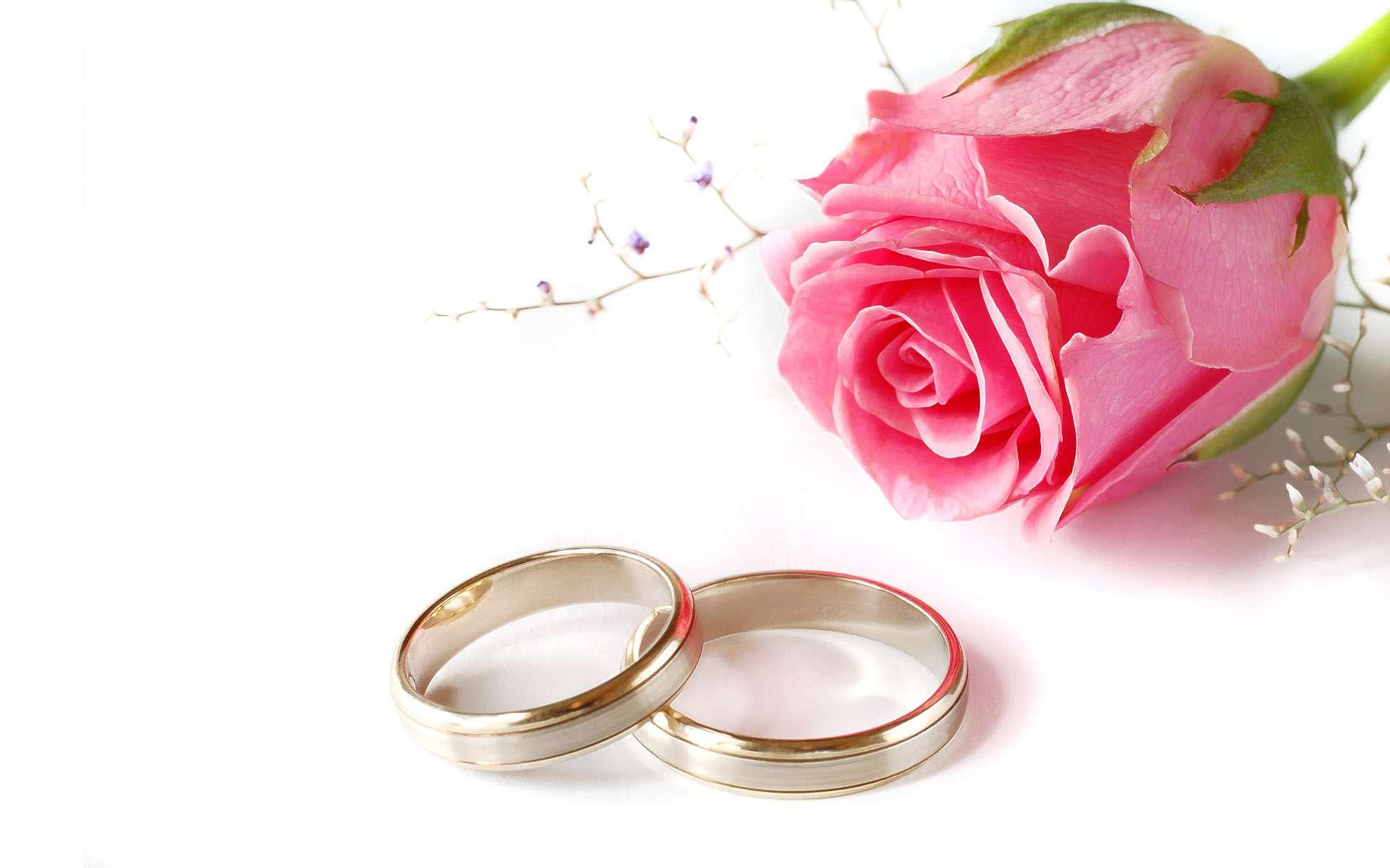 Christian wedding background