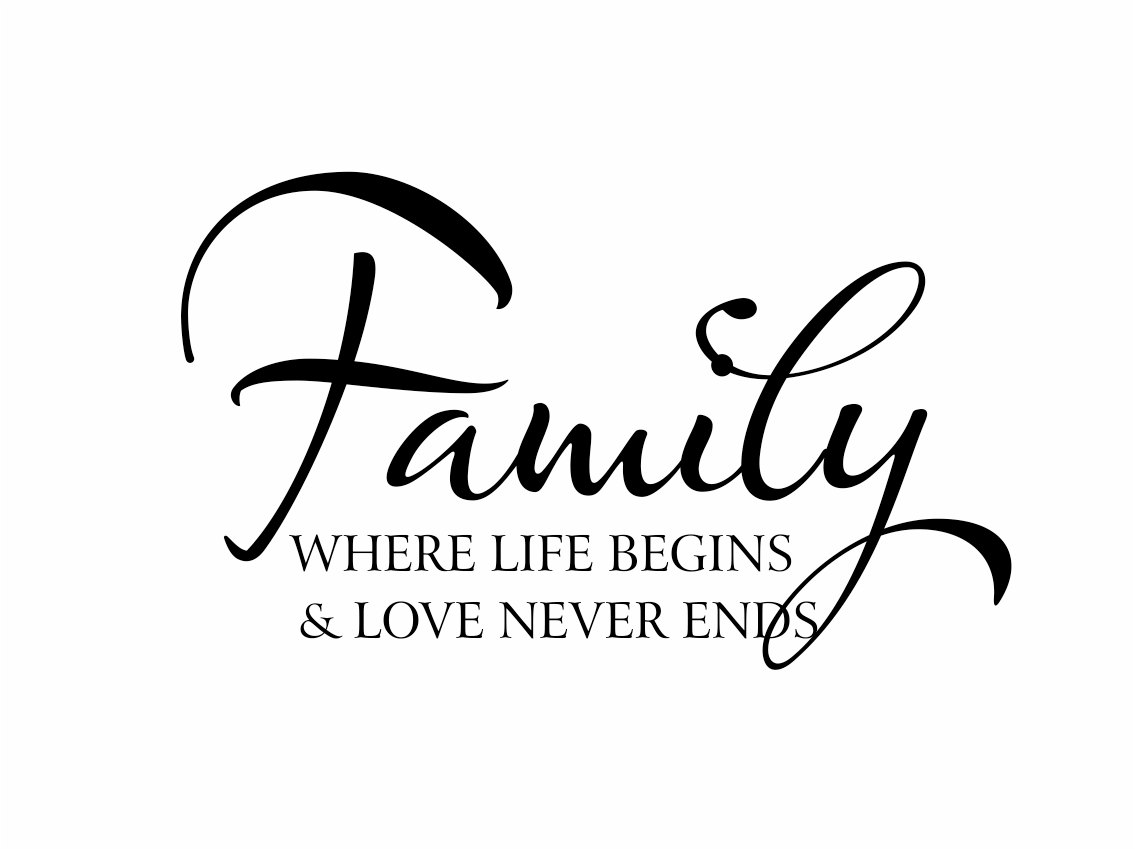 family quotes hd wallpaper 5 1135x851