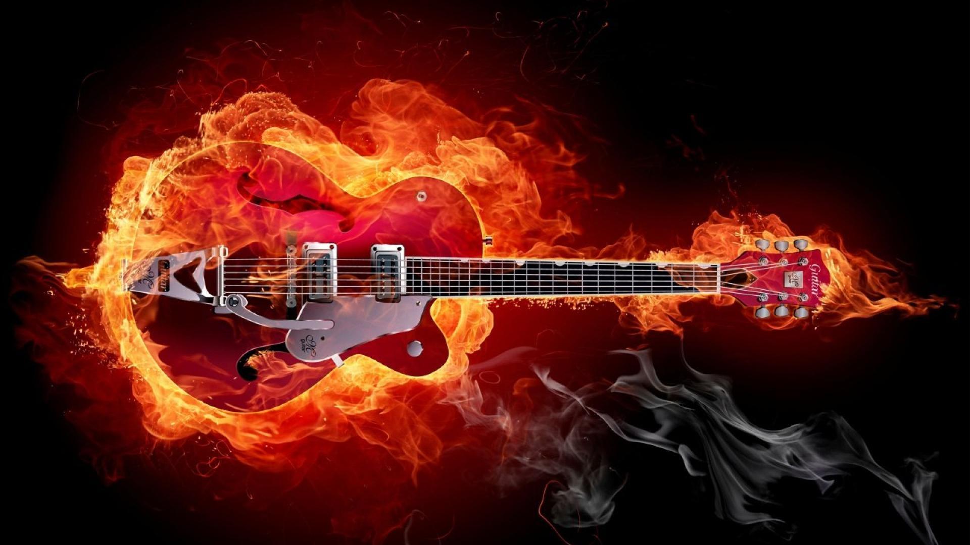 guitar wallpaper widescreen - photo #6