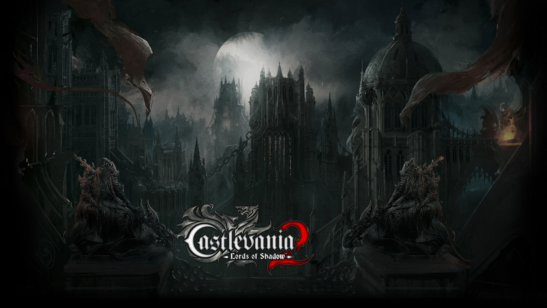 Castlevania Lords Of Shadow 2 Wallpaper HD Page 4 1920x1080